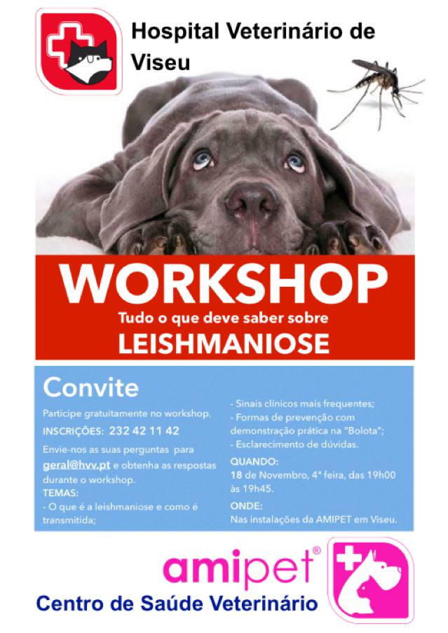 Leishmaniose Workshop