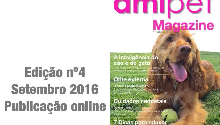 Amipet Magazine4 site