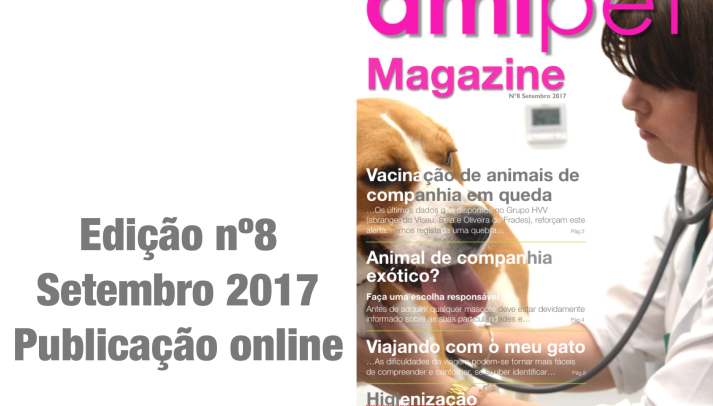 Amipet Magazine site